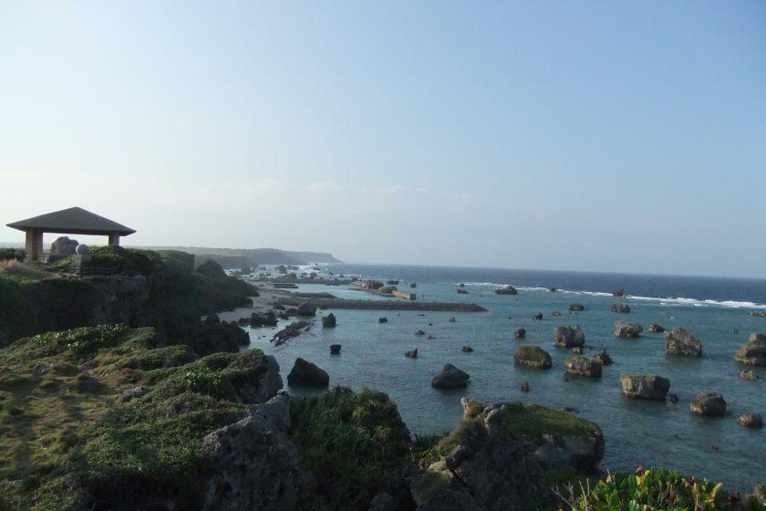 東平安名岬 (1)